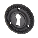 Rosette mit Buntbart Schlüsselloch IRB4601BB (Stückpreis)