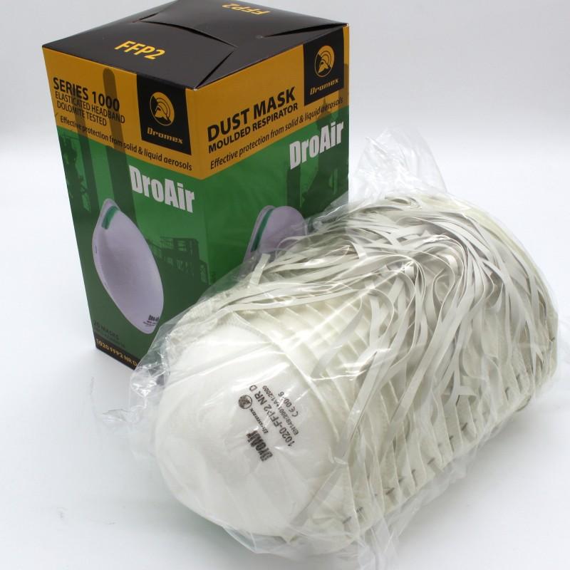 FFP2 Maske 20 Stück kaufen | DroAir Atemschutzmasken