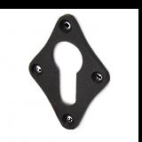 Rosette mit Profilzylinder Schlüsselloch IRB4311PZ (Stückpreis)