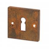 Rosette mit Buntbart Schlüsselloch IRR4341BB (Stückpreis)