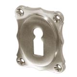 Rosette mit Buntbart Schlüsselloch NM4211BB (Stückpreis)