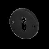 Rosette mit Buntbart Schlüsselloch IRB4231BB (Stückpreis)
