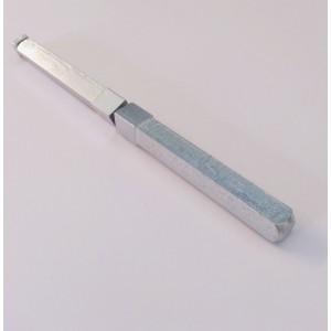 abgesetzter 8 mm Panikstift für Fluchttüren