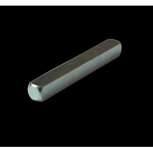 Vierkantstift für Fenstergriffe, 7mm, Länge wählbar (10 Stück)