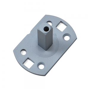 Befestigungselement mit Vierkantstift für Türklinken oder Knäufe , 8mm