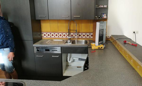 Zementfliesen Küche | Zementfliesen Kuche Bad Flur Ventano