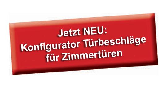 Konfigurator Türbeschläge für Zimmertüren | Ventano